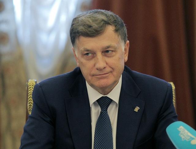 «Единая Россия» подтвердила поддержку Беглова на выборах губернатора