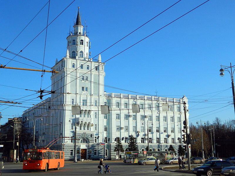 «Башня смерти». Пермь