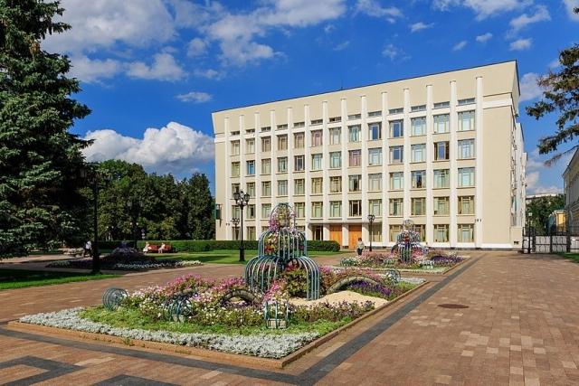 Здание правительства Нижегородской области