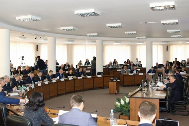 Заседание Городской думы Нижнего Новгорода
