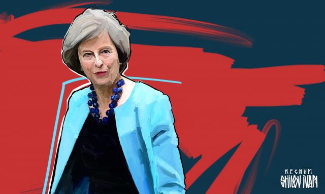Мэй разозлилась, что в ЕС Гибралтар назвали «британской колонией»
