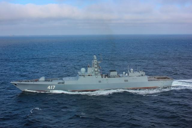 На корабли ВМФ РФ начали устаналивать системы, ослепляющие врага
