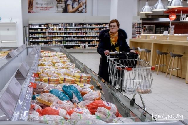 Кушать дорого: как в Москве растревожили цены на еду