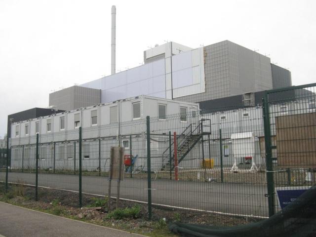 Мусоросжигательный завод Hitachi Zosen