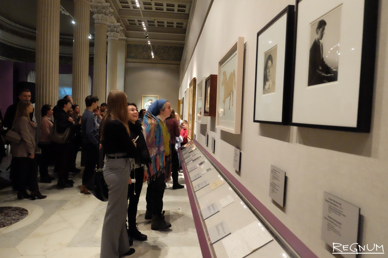 Выставка «Пикассо&Хохлова»