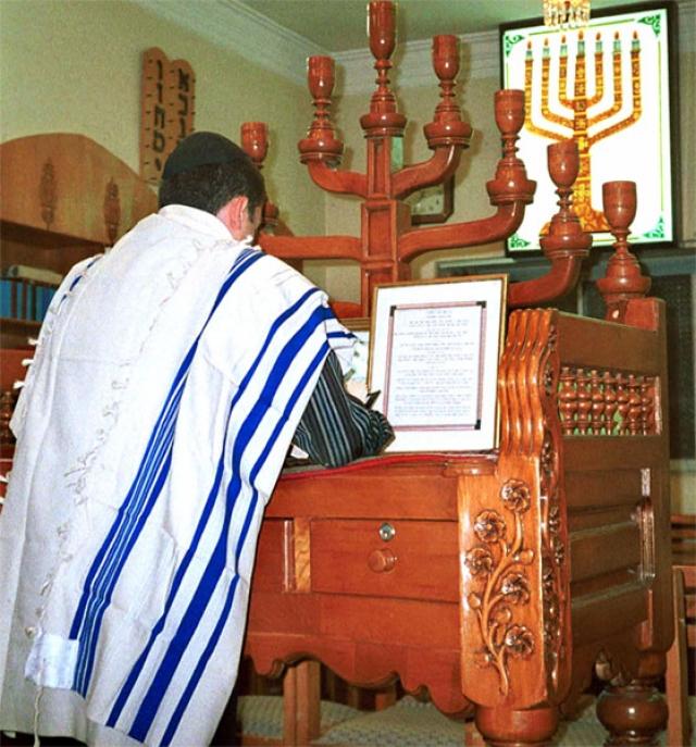 Синагога в Иране