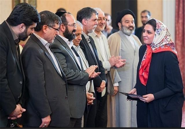 Представители монотеистических религий в Иране