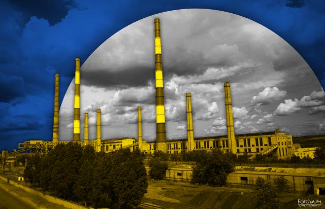 Украинцы перебираются жить в неотапливаемые гаражи: обзор энергетики