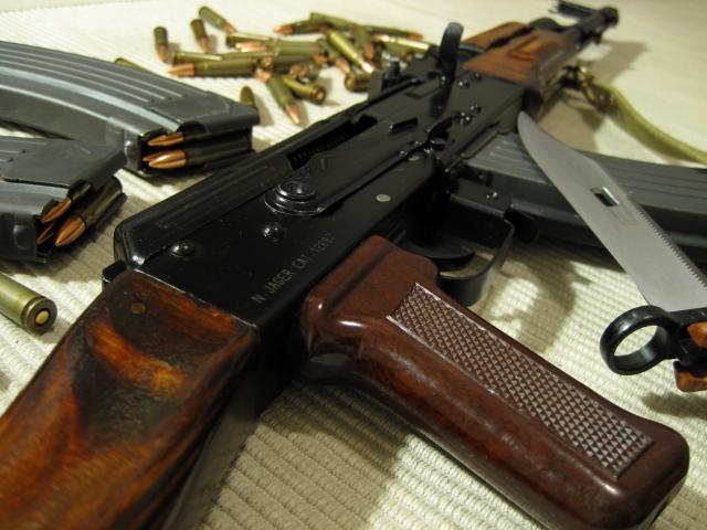 Литва передает Украине боеприпасы для советского стрелкового оружия