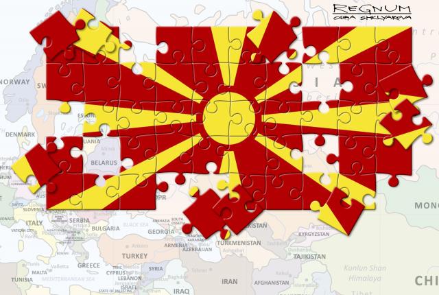 Парламент Греции вынесет решение по вступлению Македонии в НАТО