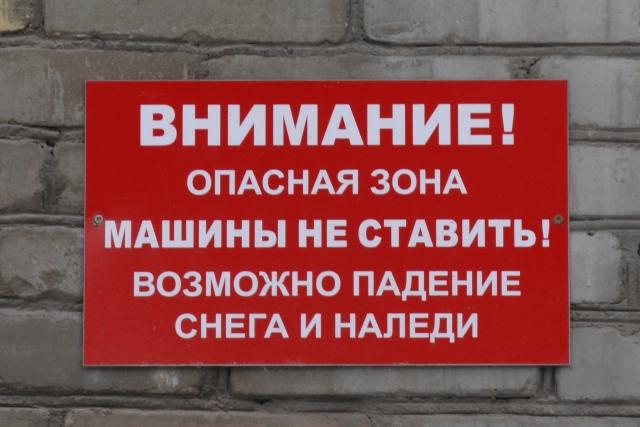 За гибель студента в Петербурге от наледи ответит проректор вуза