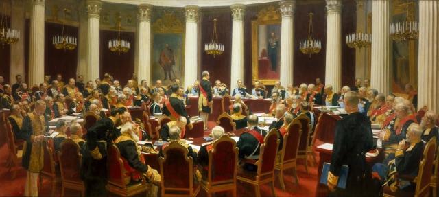Огромное полотно Ильи Репина привезут из Русского музея в Третьяковку