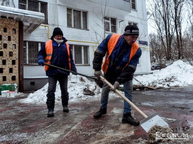 Дворники-мигранты борются с московским ЖКХ: почему это хорошо?