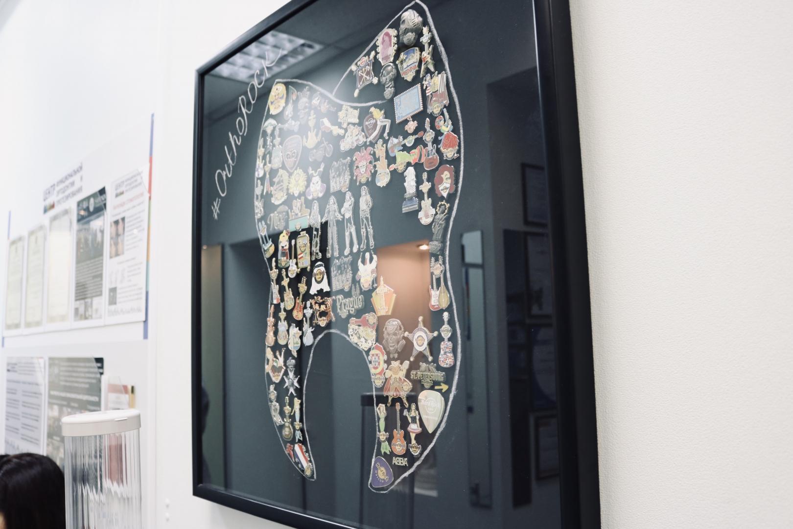 Интерьер стоматологического центра