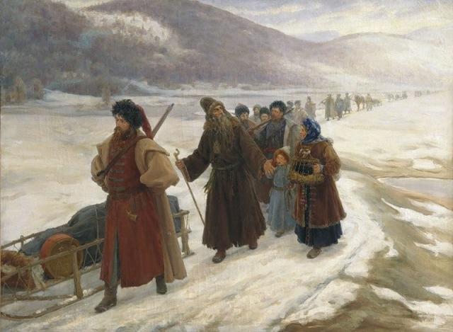 Немнюга, Веркола: был ли Афанасий Пашков мучителем людей?