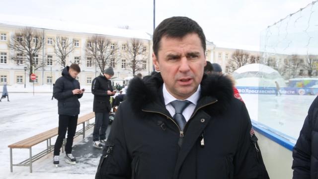 Ярославский губернатор извинился за плохую уборку областного центра
