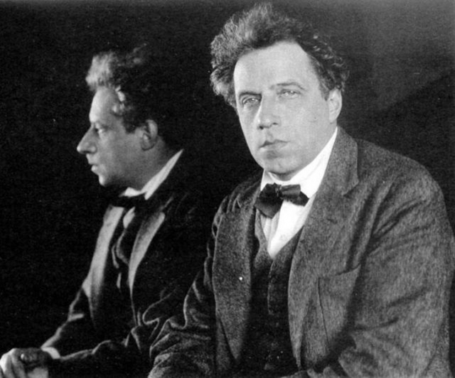 Всеволод Мейерхольд. 1929