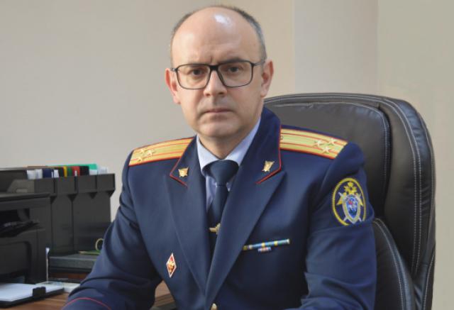 СУ СКР по Ярославской области возглавил Александр Соболев