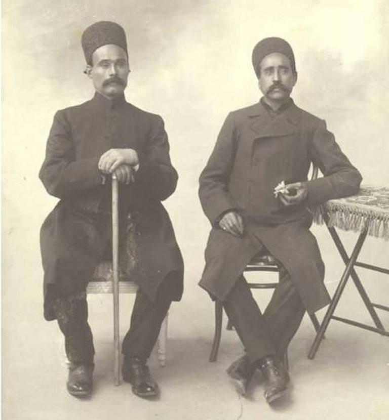 Саттар-хан и Багир-хан
