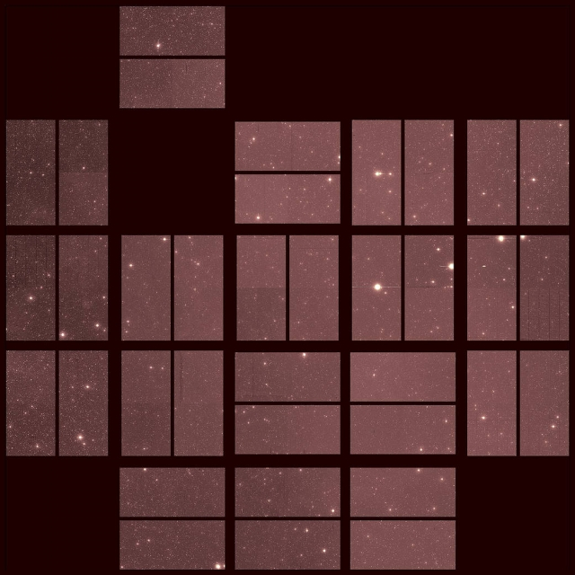 NASA опубликовало последние снимки с телескопа «Кеплер»