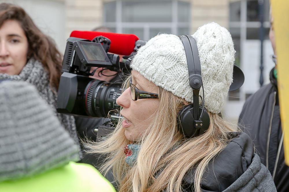Журналисты