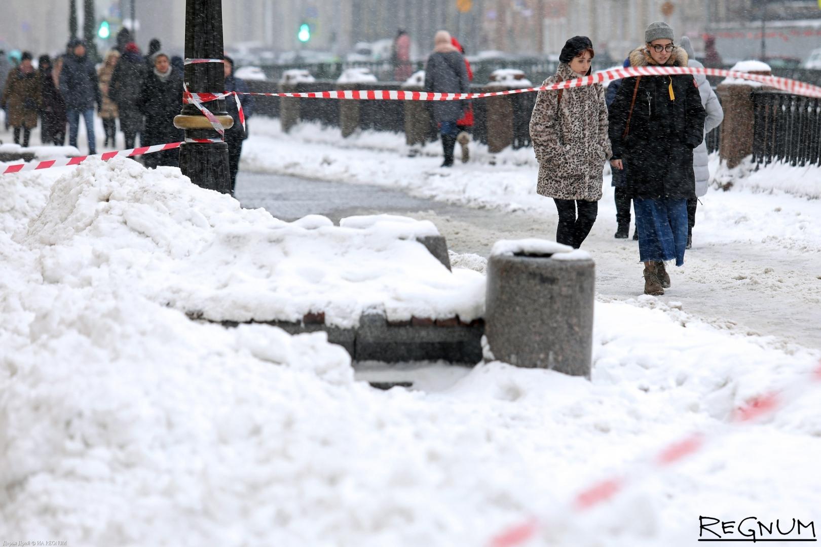Набережная канала Грибоедова, 04.02.19