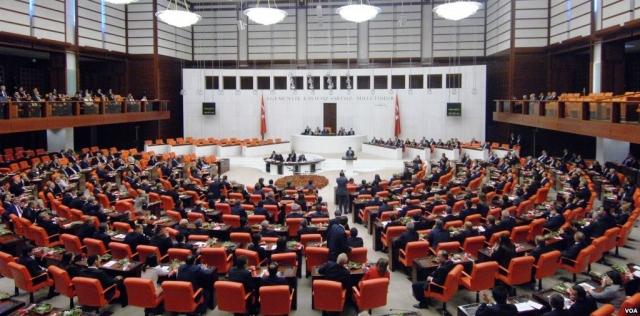 Великое национальное собрание Турции