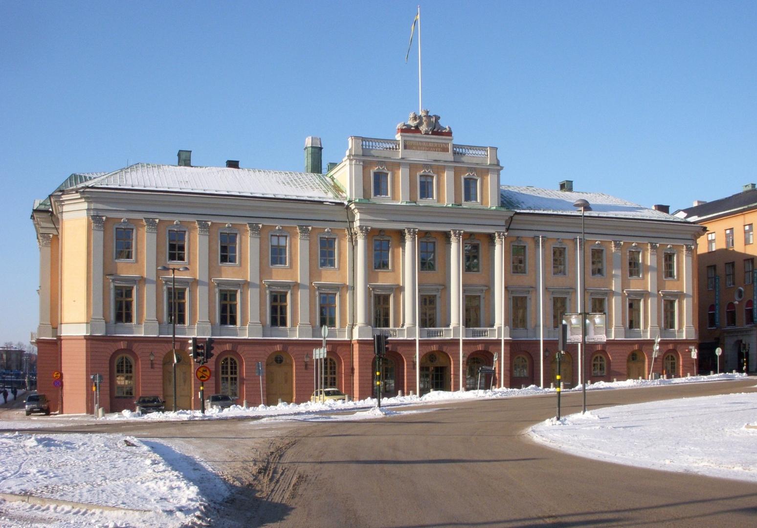 Министерство иностранных дел Швеции