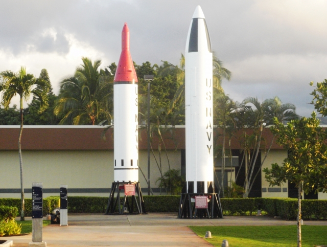 Ракеты Polaris