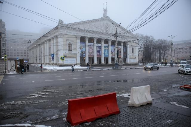 Воронежцы выступили против сноса Театра оперы и балета