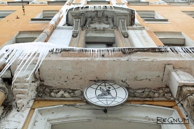 В Петербурге идут проверки по трем новым случаям падения льда на людей
