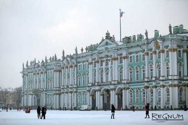 В Петербурге трое студентов неудачно пошутили о краже в Эрмитаже