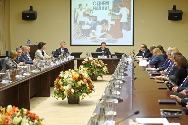 На обнинском предприятии провели исследования на 300 млн рублей