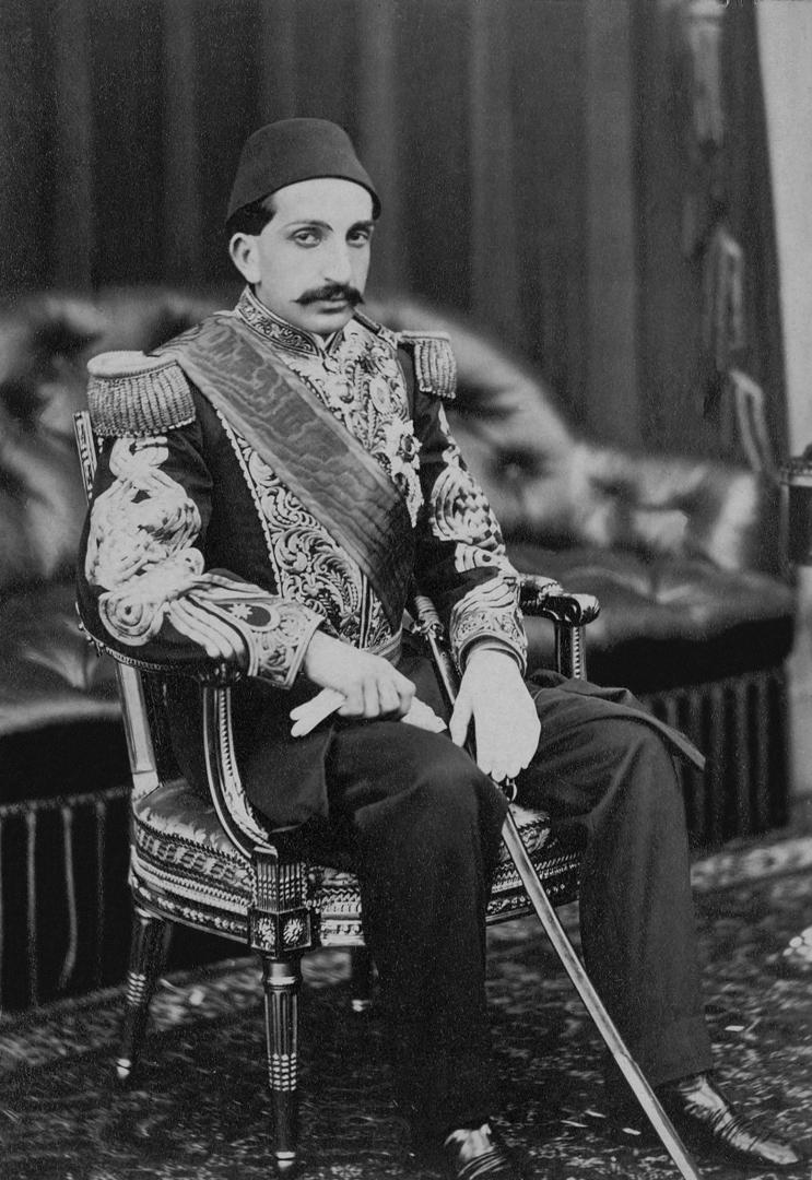 Абдул-Хамид II. 1867