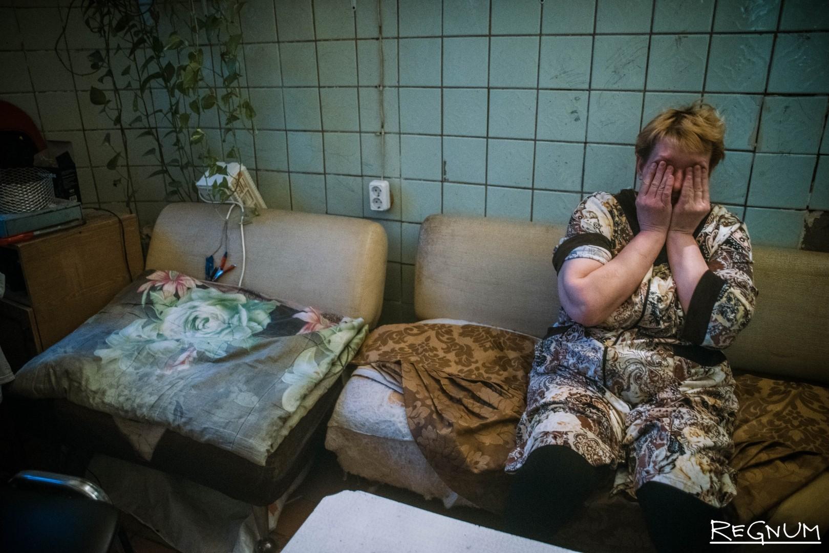 Светлана проживала с мужем в общежитии более 10 лет, теперь им некуда идти