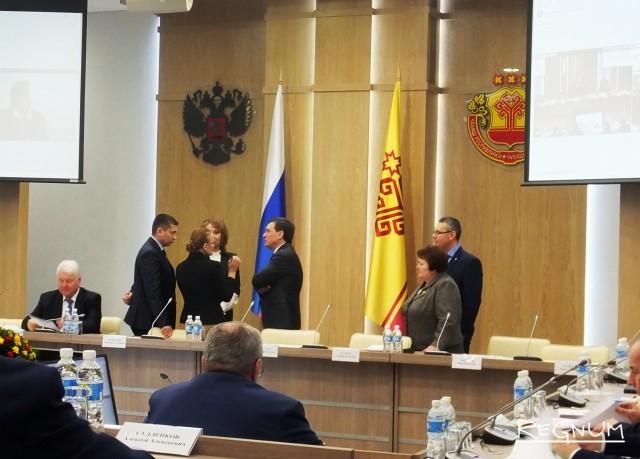 Перед заседанием оргкомитета по юбилейным датам