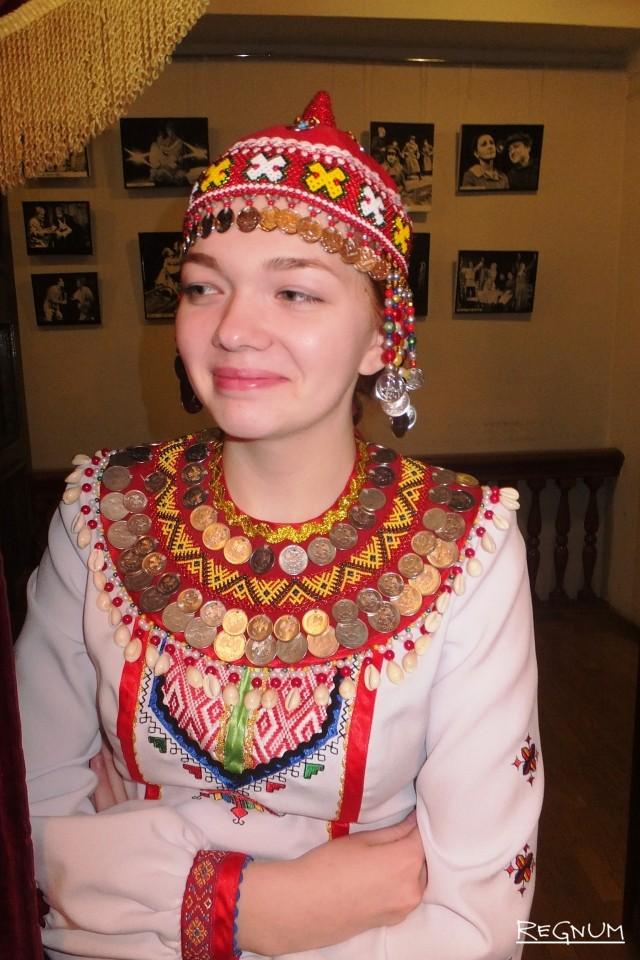 В чувашском драмтеатре