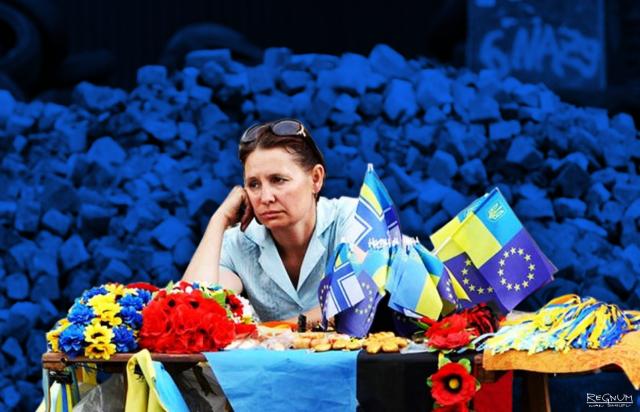 ЕС об Украине — больная попрошайка со скверными привычками: обзор экономики