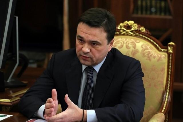 СМИ осветит работу губернатора Воробьёва за 30 млн рублей