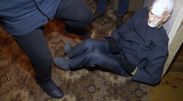 Калужскими оперативниками задержан подозреваемый в убийстве пенсионерки