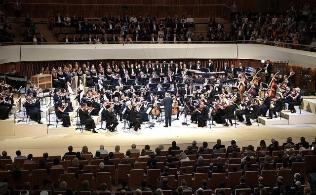 В Москве в зале «Зарядье» прозвучит Симфония № 8 Густава Малера