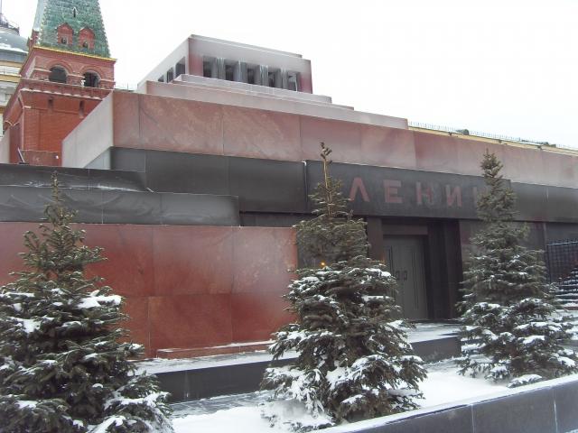 ФСО: Мавзолей Ленина будет закрыт для посетителей до 16 апреля