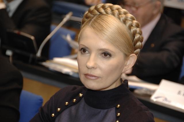 Тимошенко пообещала привлечь Россию к ответственности и взыскать убытки