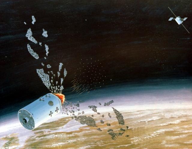 В США заявили о создании в России противоспутникового оружия