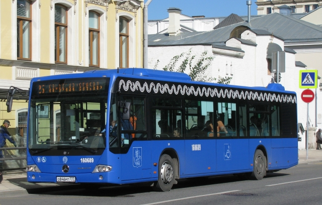 Автобусы Мострансавто перевезли в январе более 33 млн пассажиров