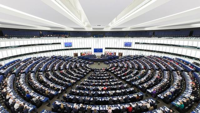 Сессия Европейского парламента