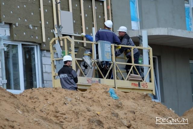 В январе объем строительных работ в Казахстане сократился на 1,8%