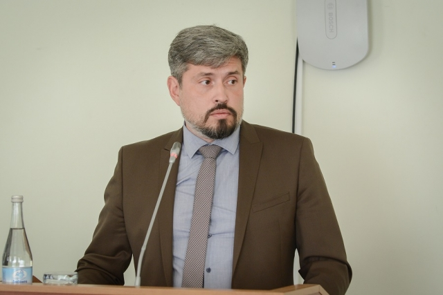 Роман Илюгин