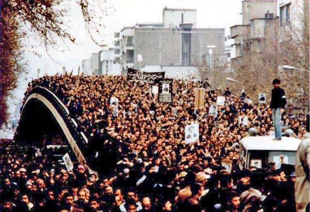 Исламская революция в Иране. 1978