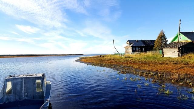 Поморские села: «Книга мореходная»